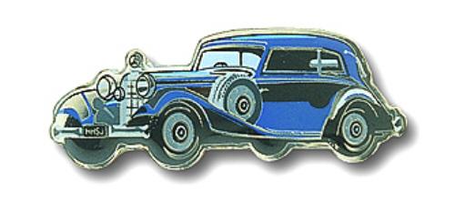 540K Cabriolet, 1936