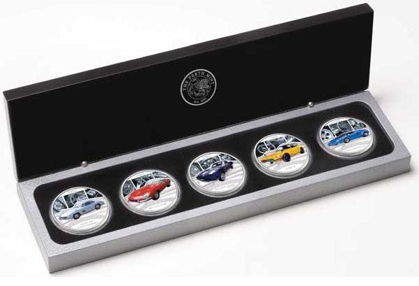 2006 Silver Coin Set