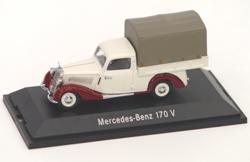 W 136 I - 170V Flatbed Truck