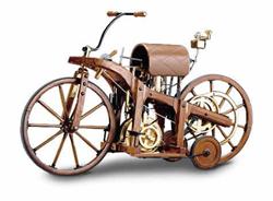 Daimler Riding Car